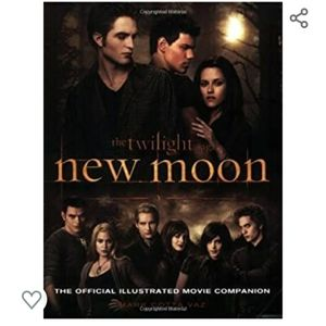 TwilightNewMoonOfficial Illustrated MovieCompanion
